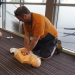 CPR and Low Voltage Rescue